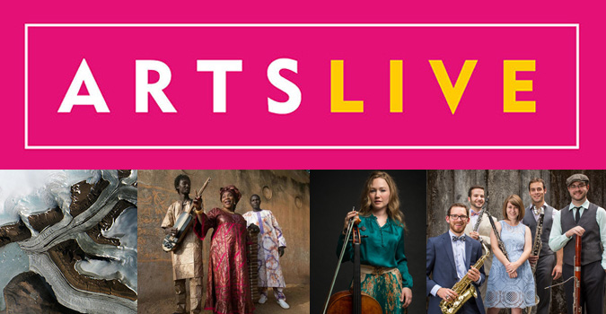 """Feeding your soul and spirit"" with ArtsLIVE"