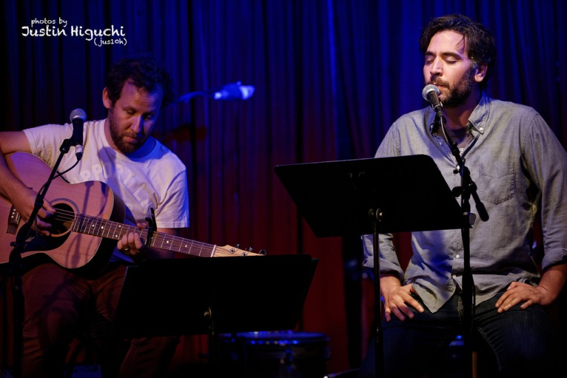 A duo in perfect harmony: Radnor & Leeinterview